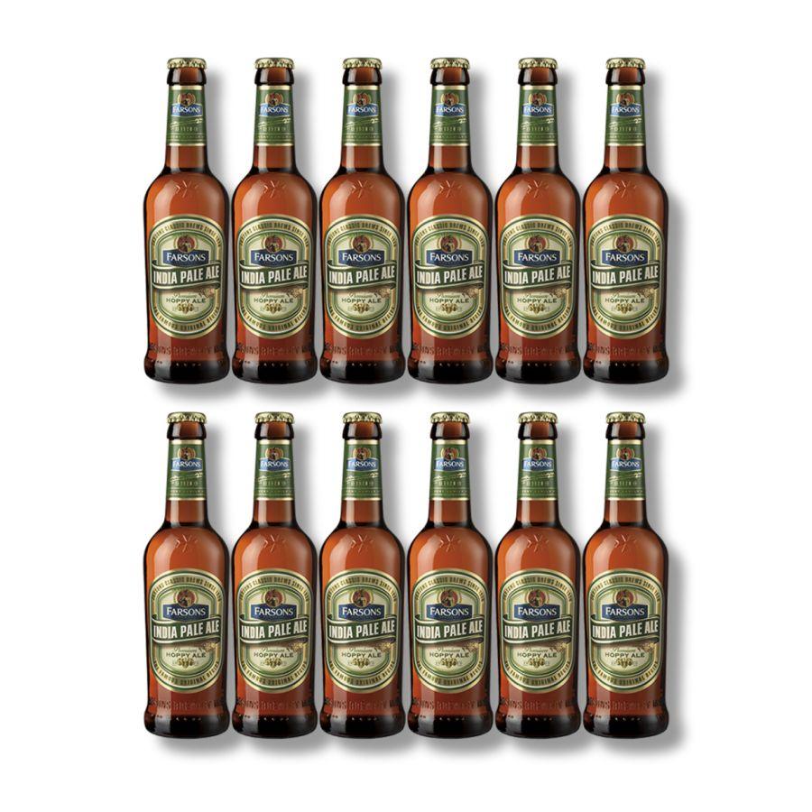 Farsons Green Hop IPA (12 x 330ml 5.7%) Bottles