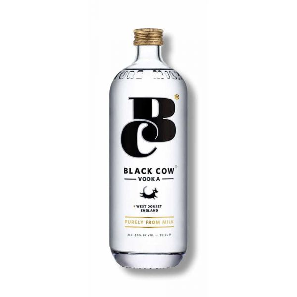 Black Cow Vodka (700ml - 40%)