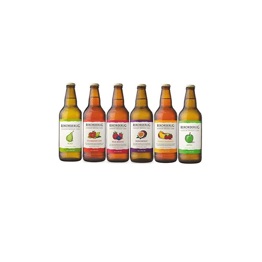 Rekorderlig Mixed Cider Case  (6 x 500ml - 4.5%)