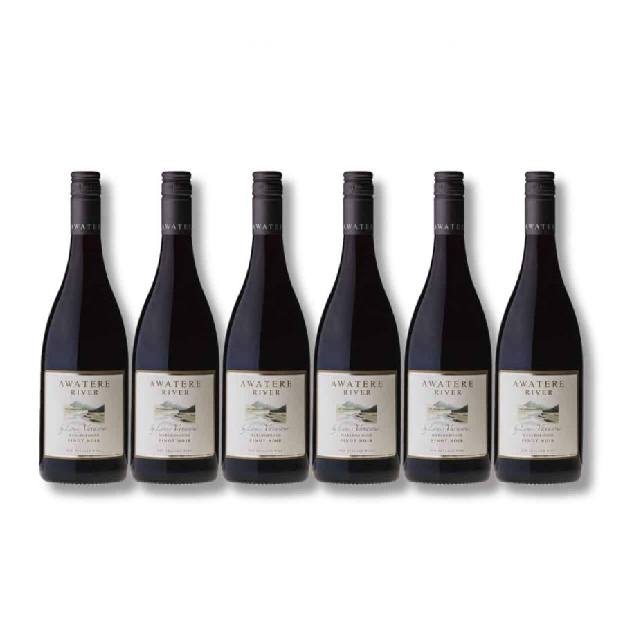 Awatere River Marlborough Pinot Noir (6 x 750ml - 13.5%)