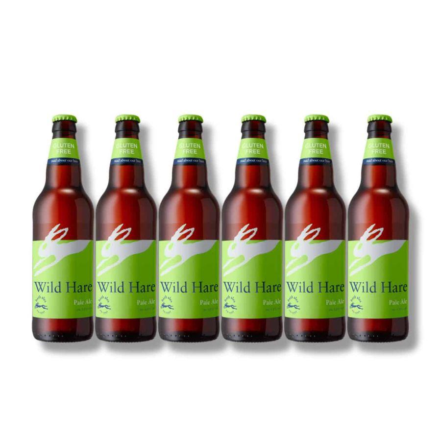 Bath Ales Wild Hare Gluten Free Pale Ale (6 x 500ml - 5%)