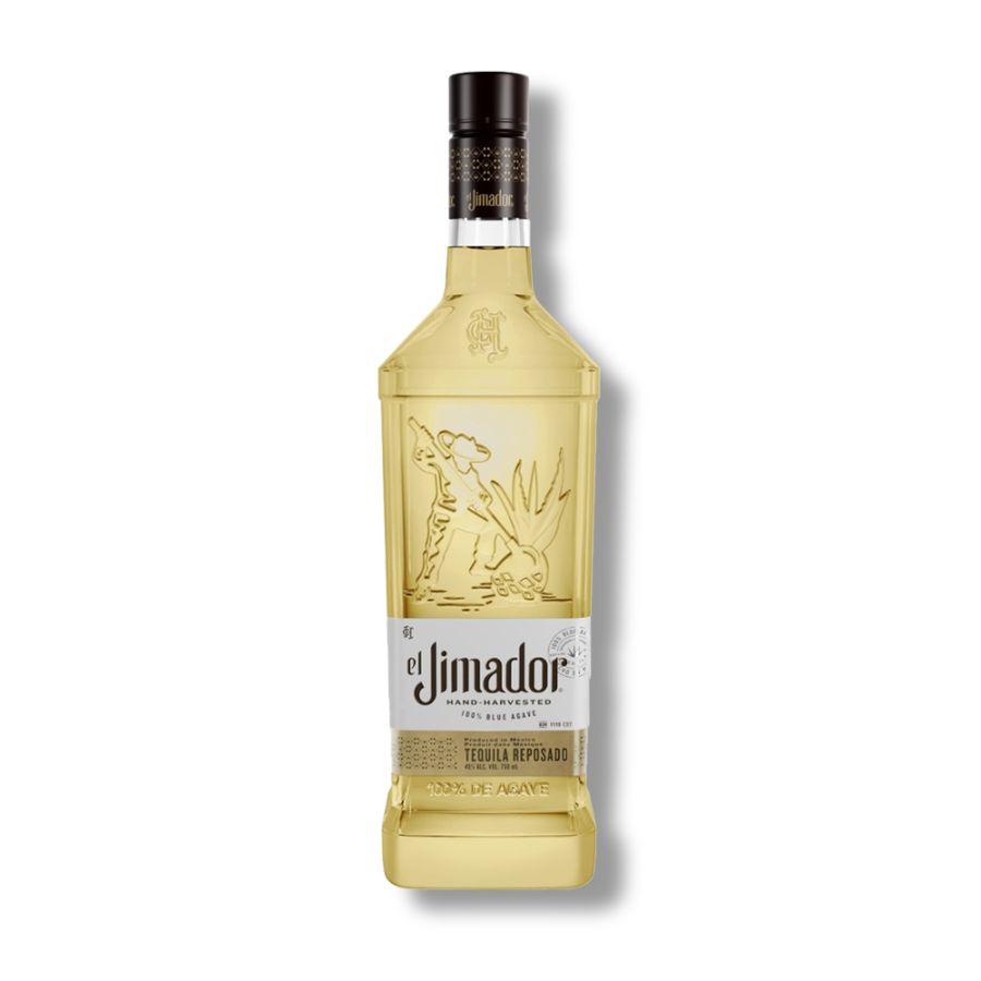 El Jimador Reposado Tequila (700ml - 38%)