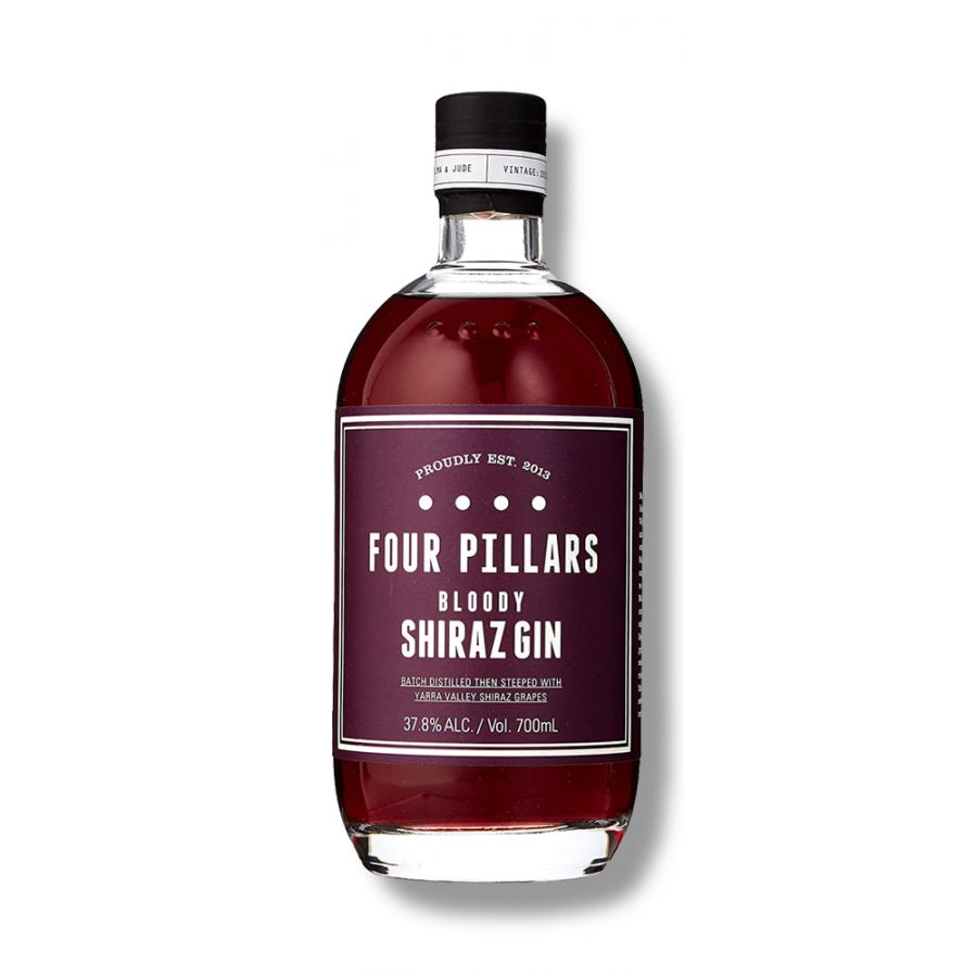 Four Pillars Bloody Shiraz Gin (700ml -  37.8%)