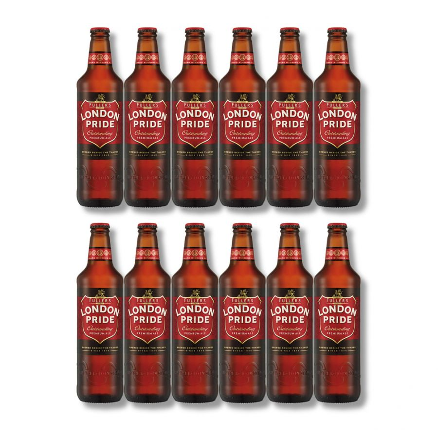 Fullers London Pride Ale (12 x 500ml - 4.7%)