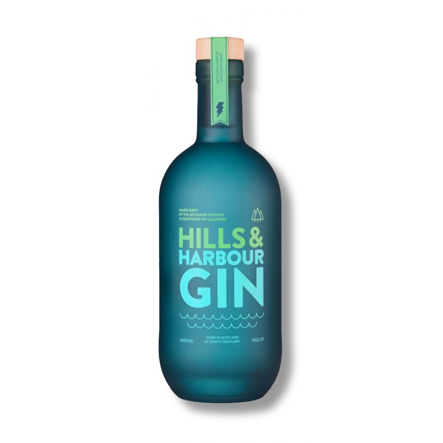 Hills & Harbour Gin (700ml - 40%)