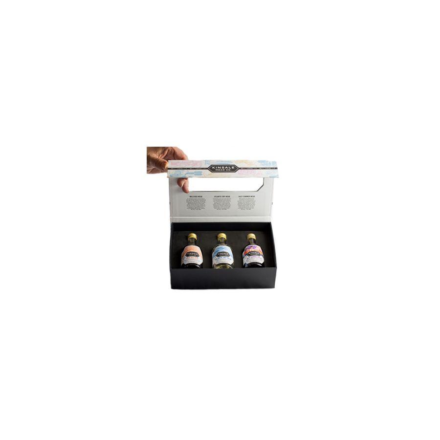 Kinsale Mead Gift Box (3 x 50ml – 12%)