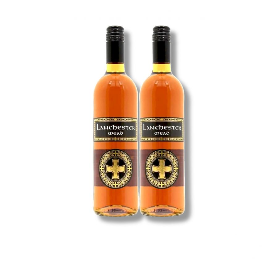 Lanchester Mead Wine Duo Case (2 x 750ml - 14.5%)