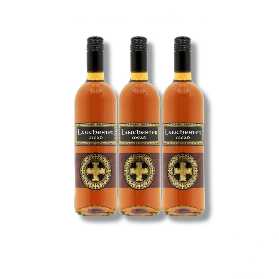 Lanchester Mead Wine Case - (3 x 750ml)