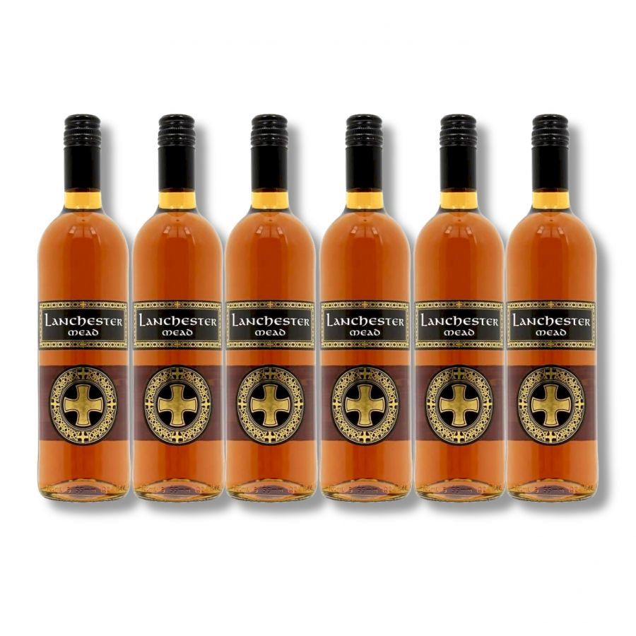 Lanchester Mead Wine Case (6 x 750ml - 14.5%)
