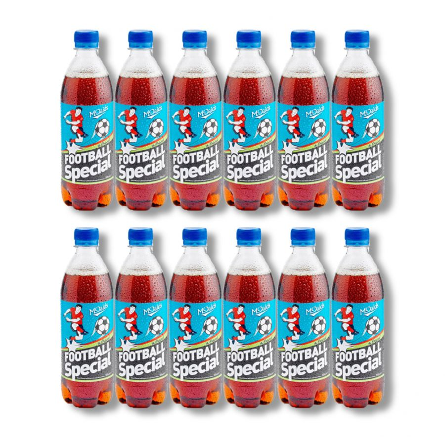 McDaid's Football Special Soft Drink (12 x 500ml)