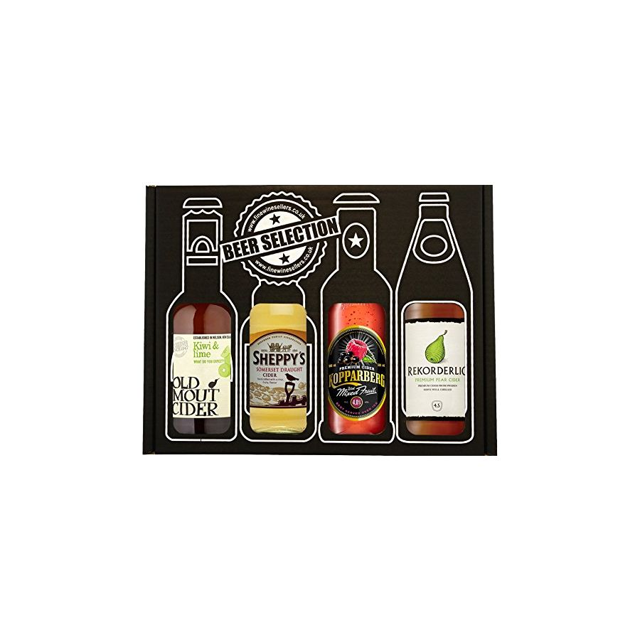 Mixed Cider Gift Pack B (4 x 500ml - 4.8%)