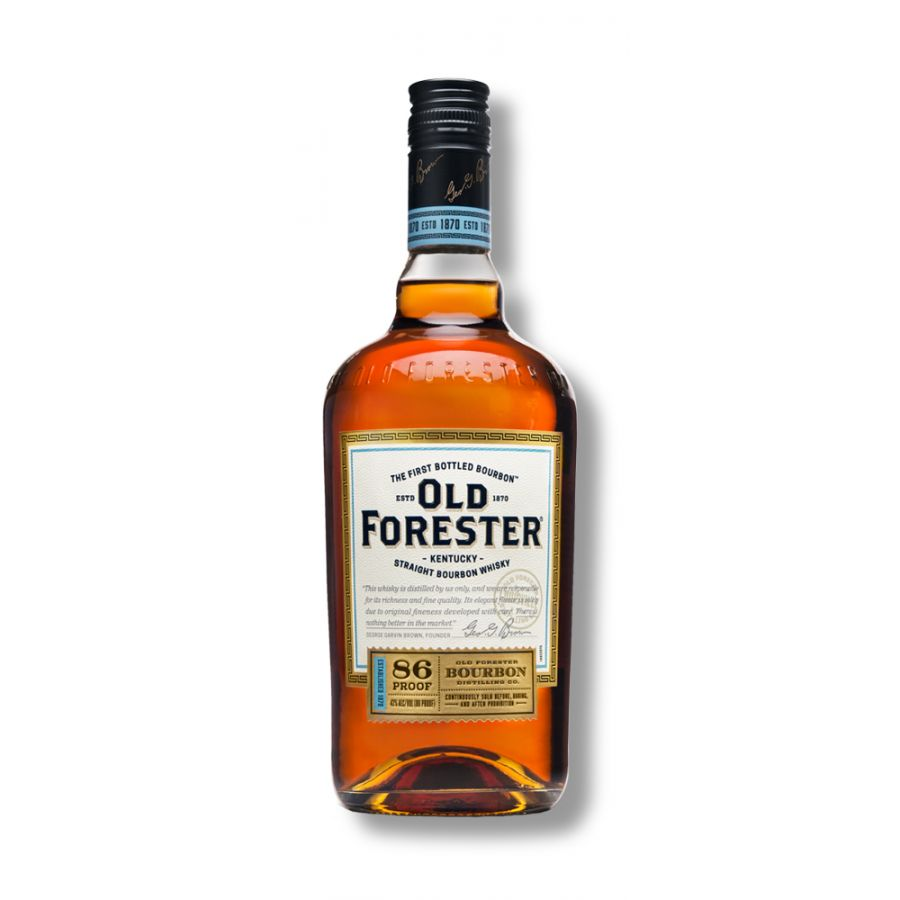 Old Forester Bourbon Whiskey (700ml - 43%)