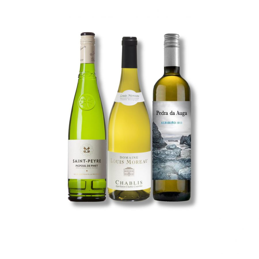 Old World White Wine Case (3 x 750ml - 13%)