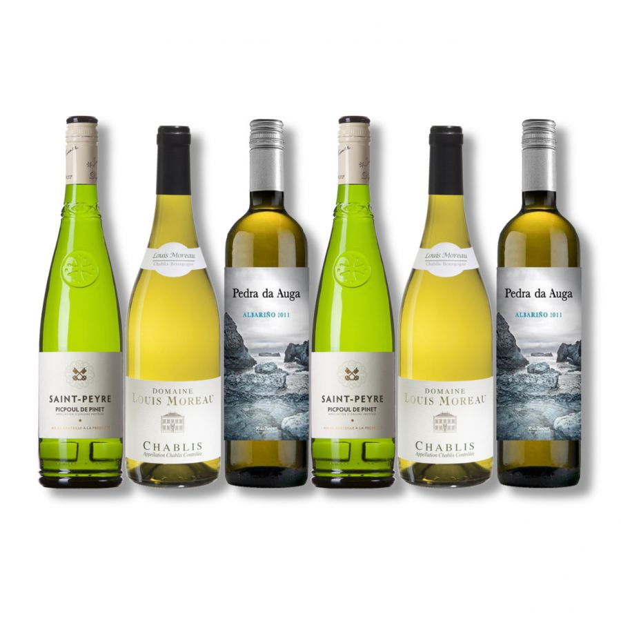 Old World White Wine Case (6 x 750ml - 13%)