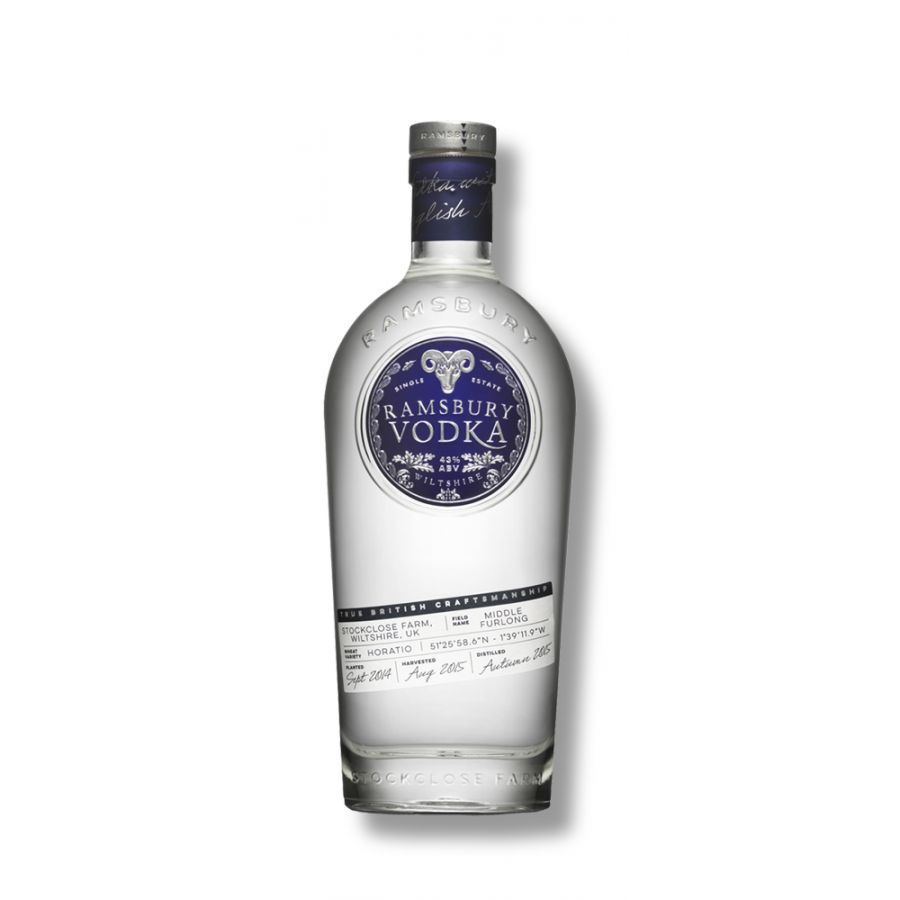 Ramsbury Single Estate Vodka (700ml - 43%)