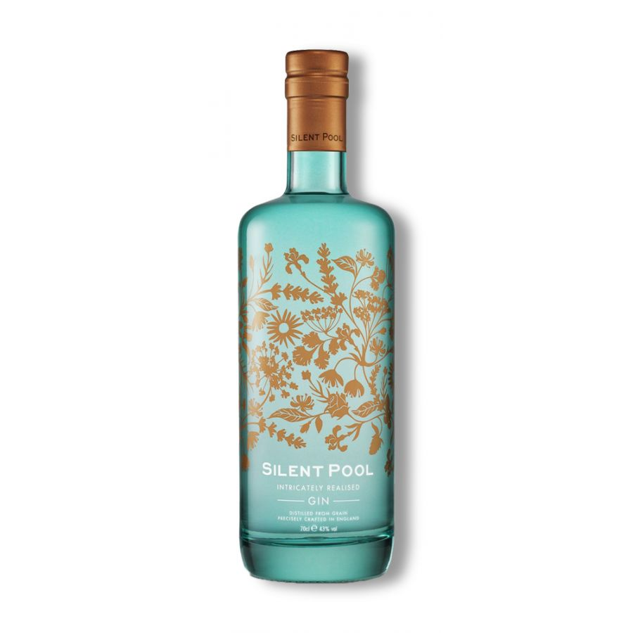 Silent Pool Gin (700ml - 43%)