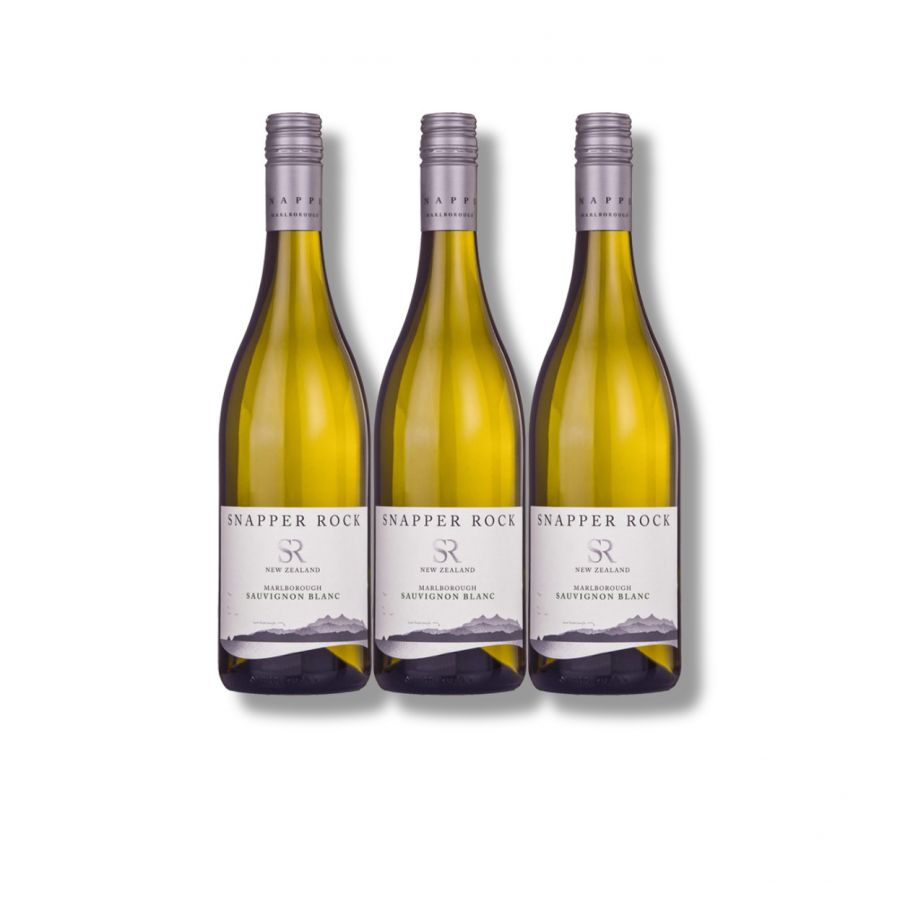 Snapper Rock Sauvignon Blanc (3 x 750ml - 13%)