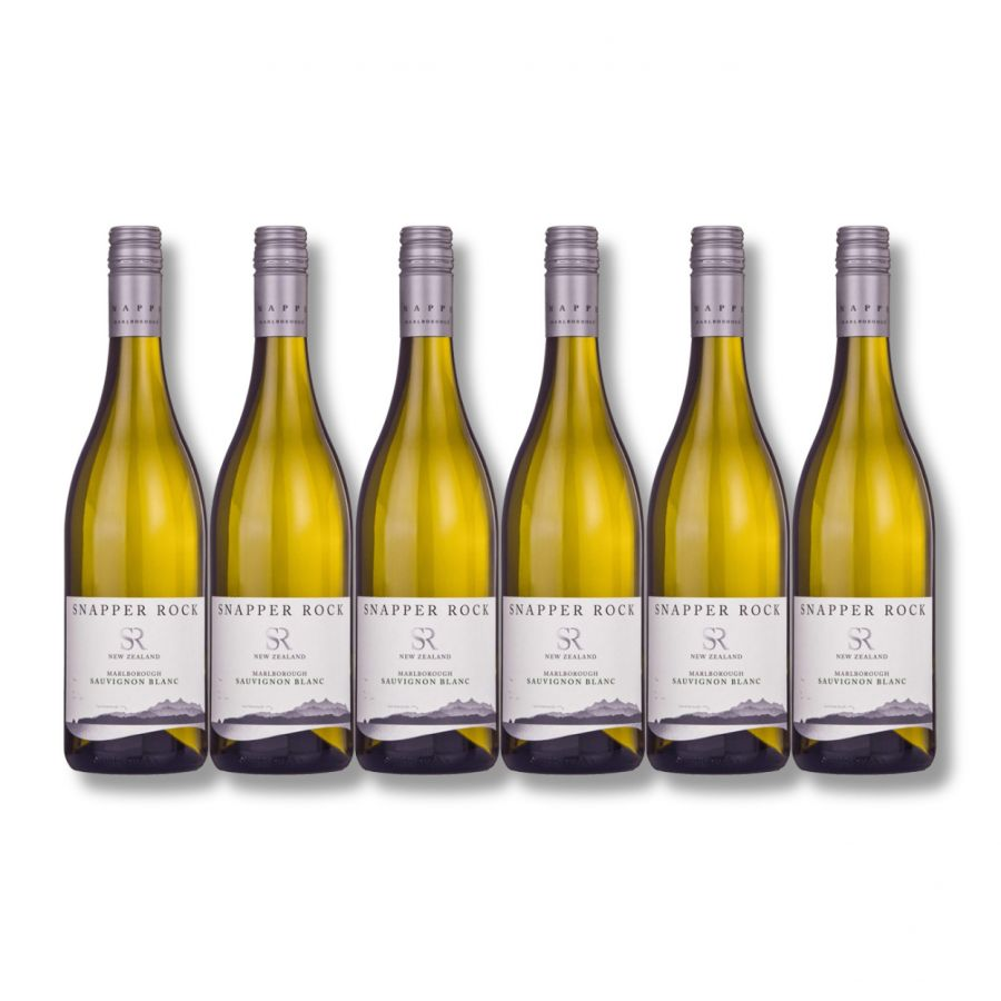 Snapper Rock Marlborough Sauvignon Blanc (6 x 750ml - 13%)