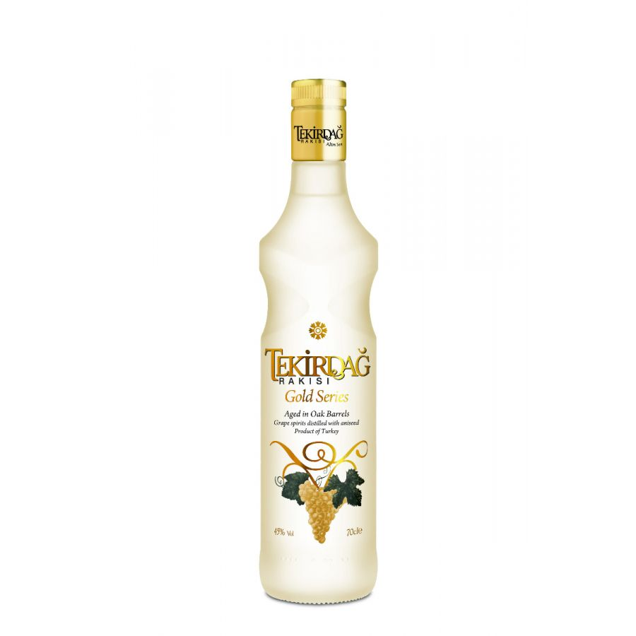 Tekirdag Rakisi Gold (700ml - 45%)