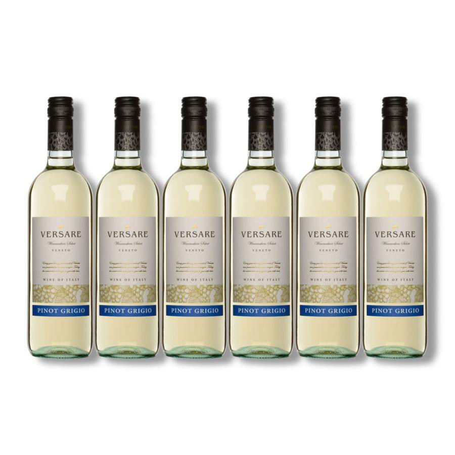 Versare Pinot Grigio (6 x 750ml - 12%)