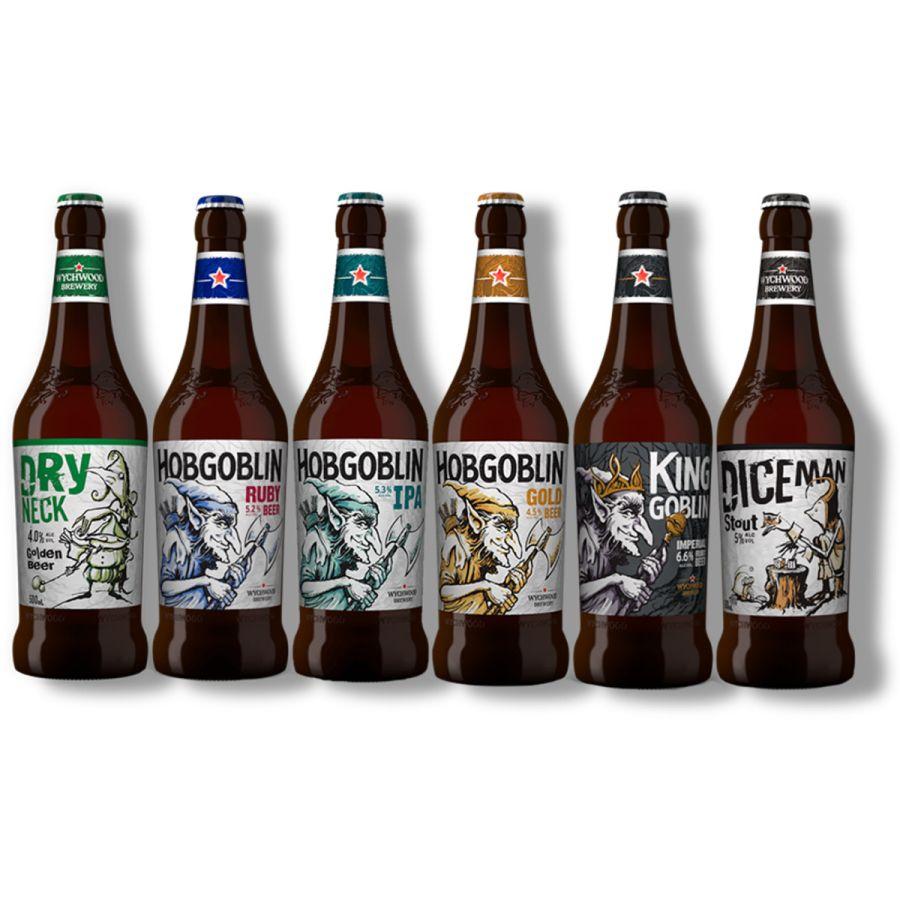 Wychwood Brewery Mixed (6 x 500ml - 4.8%)